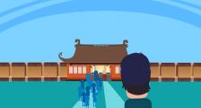 《汇旅行 慧生活》:扁平动画制作-创意flash微动画制作