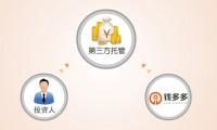 钱多多:网贷平台扁平化风格flash微动画