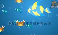 兴化大闸蟹:农副产品扁平化动画宣传片