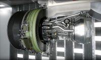 飞机航空发动机:工作原理三维仿真动画制作