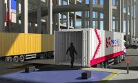 仓储货物视频配送分拣视频:三维装配过程动画制作