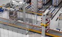 高科技智能化工厂产品生产:三维生产工艺动画制作