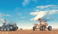 52号星球:三维机械演示动画制作