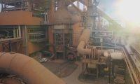 工厂大型机械实景结合三维模拟动画:三维模拟演示动画制作