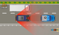 驾驶安全培训-交通课件动画